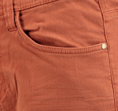 Tom Tailor Hose uni 1/1[burn umber orang 62059060010/3580